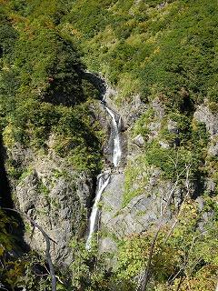 右沢の大滝