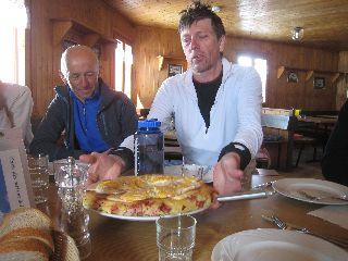 スイスの田舎料理 レスティー